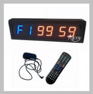 Gym led timer,crossfit led timer,fitness led timer