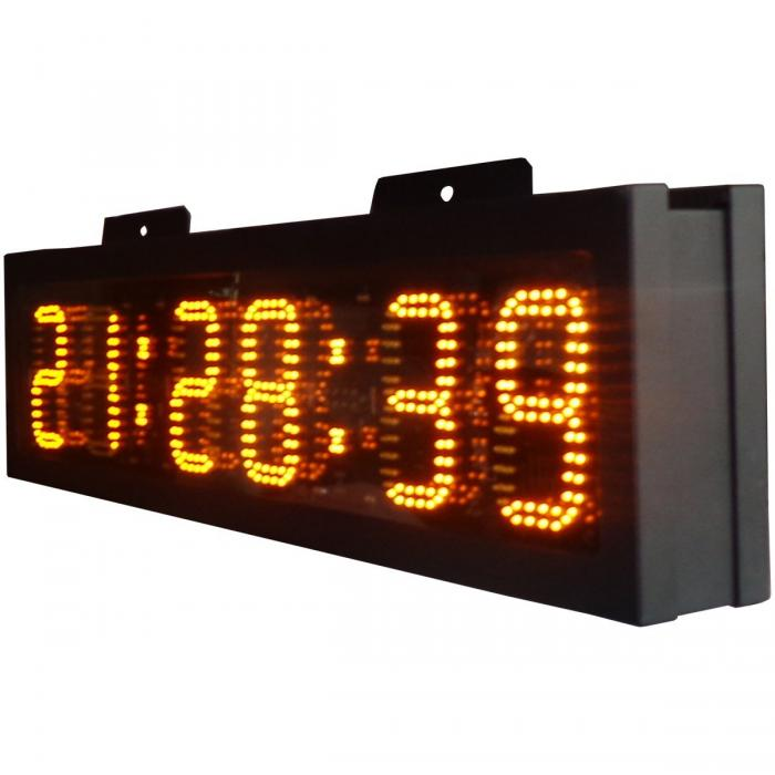 LED Race Timing Clock,Running Events Timing Clock,Double ...